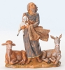 Nathaniel with Baby Animals 5 Inch Scale 72694