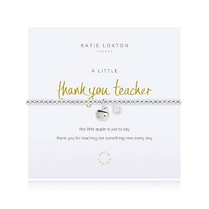 A Little Thank You Teacher  Bracelet  KLJ2212