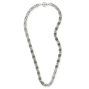 Coil Magnetic Necklace Rafaelian Silver