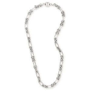 Cobra Magnetic Necklace Rafaelian Silver