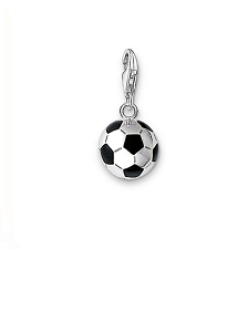 Soccer Football Charm 0220-007-11