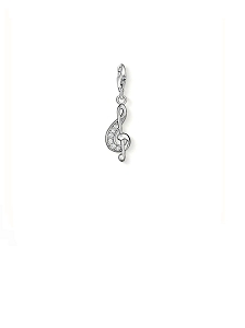 Treble Clef Music Charm 0386-051-14