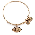 Denver Broncos Football Charm Rafaelian Gold