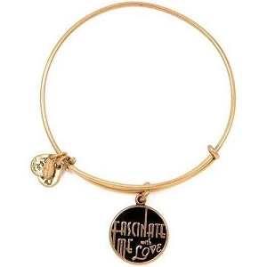 Fascinate Me With Love Bangle Rafaelian Gold