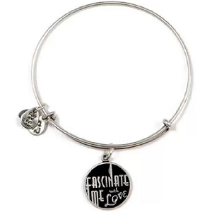 Fascinate Me With Love Bangle Rafaelian Silver