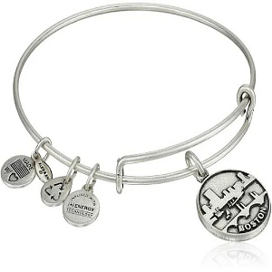 Boston Charm Bangle Rafaelian Silver