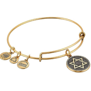 Star of David Bangle Rafaelian Gold