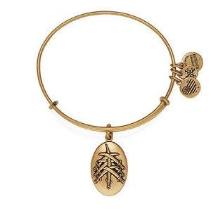 Seven Swords Bangle Rafaelian Gold