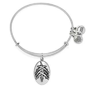 Seven Swords Bangle Rafaelian Silver