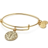 Godspeed Color Infusion Charm Bangle Shiny Gold