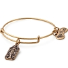 Lakshmi Charm Bangle Rafaelian Gold