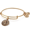 Mary Magdalena Bangle Rafaelian Gold