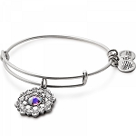 Mother Of The Bride Charm Bangle Rafaelian Silver