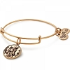 St. Anthony Bangle Rafaelian Gold