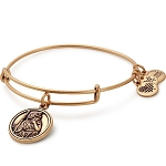 St. Christopher Bangle Rafaelian Gold