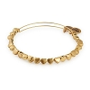 Heart Beaded Bangle Rafaelian Gold