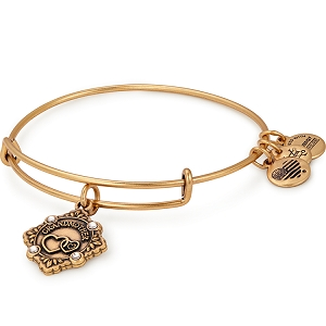 Grandmother Bangle Rafaelian Gold