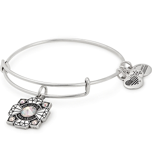 Bride Charm Bangle Rafaelian Silver
