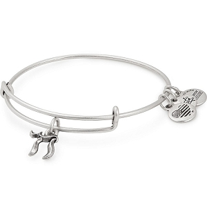 Chai Charm Bangle Rafaelian Silver