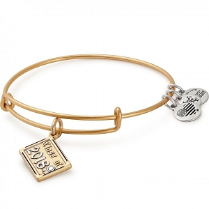 Class of 2018 Charm Bangle Rafaelian Gold