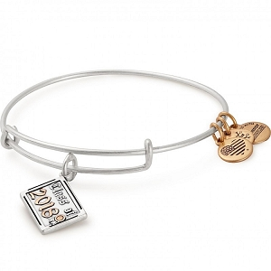 Class of 2018 Charm Bangle Rafaelian Silver