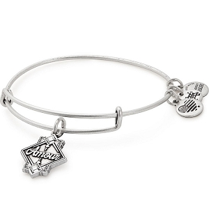 Amour Charm Bangle Rafaelian Silver