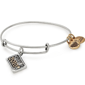 Class of 2019 Diploma Charm Bangle Rafaelian Silver