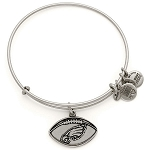 Philadelphia Eagles Football Charm Rafaelian Silver