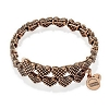 Romance Heart Wrap Rafaelian Rose Gold