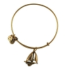 Sailboat  Bangle Rafaelian Gold
