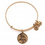 Minnesota Vikings Logo Charm Bangle Rafaelian Gold
