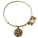 Team USA Snowflake Charm Bangle Rafaelian Gold