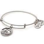 Team USA Swimming Charm Bangle Rafaelian Silver