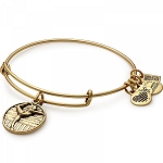 Team USA Gymnastics Charm Bangle Rafaelian Gold