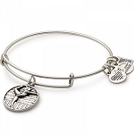 Team USA Gymnastics Charm Bangle Rafaelian Silver