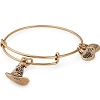 Harry Potter Sorting Hat Bangle Rafaelian Gold