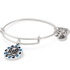 Team USA Ice Hockey Charm Bangle Rafaelian Silver