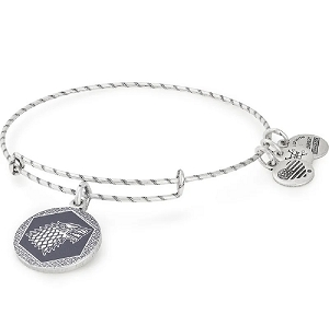 GAME OF THRONES Winter is Coming Charm Bangle