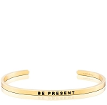 Be Present Gold