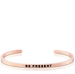 Be Present Rose Gold