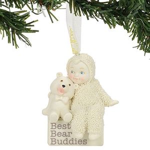 Best Bear Buddies Ornament 4058679