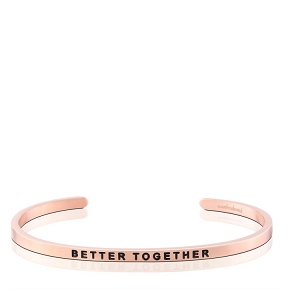 Better Together Rose Gold