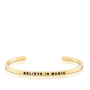 Believe in Magic CharityBand Gold