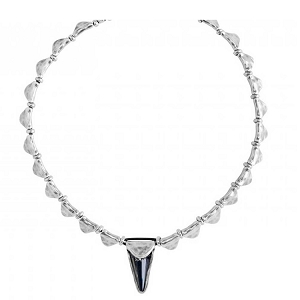 UNO DE 50 Blakie Necklace COL1072GRSMTL0