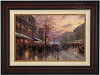 Thomas Kinkade Boulevard Lights Paris 24 x 36