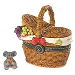 Emily's Picnic Basket with Dagwood McNibble 4038001