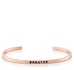 Breathe Rose Gold