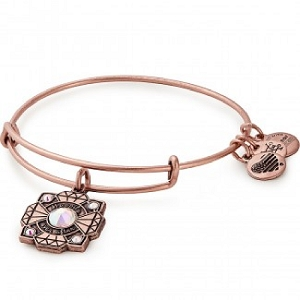 Bride Charm Bangle Rafaelian Rose Gold