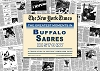 Buffalo Sabres History New York Times Newspaper Compilation