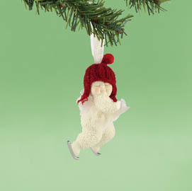 Snowbabies Skate in Style Ornament 4021948